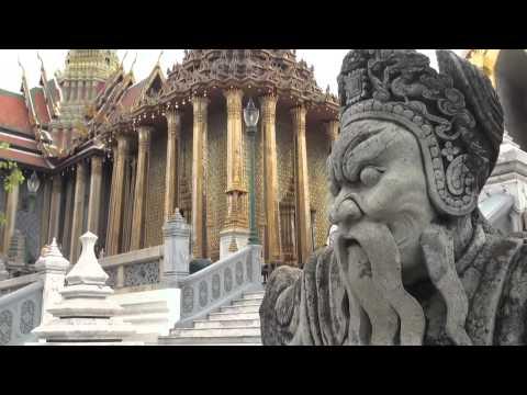 Grand Palace Bangkok Thailand Kids Travel News 2014
