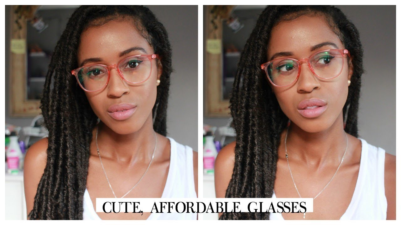 1ae629add24 The most affordable prescription glasses EVER!