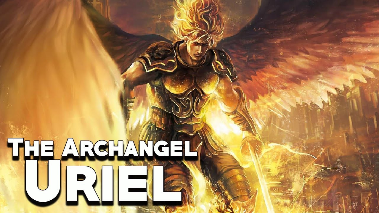 Download Uriel: The Archangel of Light - Angels and Demons - See U in History
