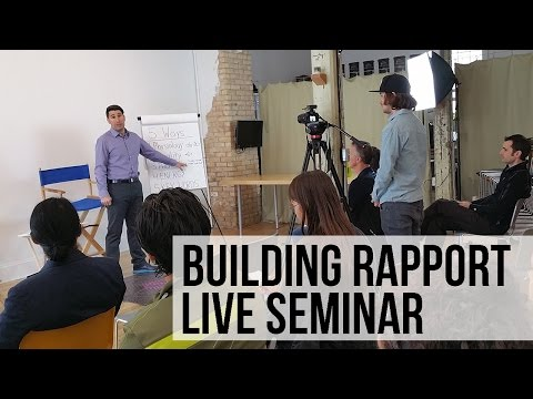 5 Ways Rapport to Build Rapport with Anyone