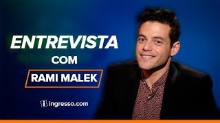 Entrevista Exclusiva com Rami Malek   Bohemian Rhapsody