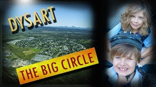 Dysart - The only town in Australia in the shape of a circle.