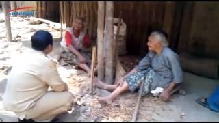 Nenek Berusia 104 Tahun di Karanganyar Jadi Dukun Bayi