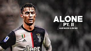 Cristiano Ronaldo 2020 ❯ Alan Walker & Ava Max - Alone, Pt. II | HD Resimi