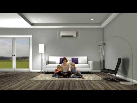 Ductless Central Air Conditioning CT | Ductless Air RI