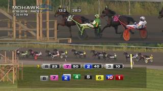 Mohawk, Sbred, Aug. 18, 2016 Race 1