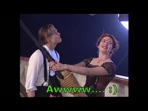 Titanic_ Behind the Scenes Part 1 of 2 [HD] - Leonardo DiCaprio, Kate Winslet