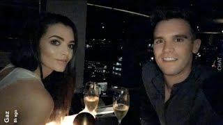 Gaz Beadle celebrates his birthday with girlfriend Emma McVey on Snapchat | March 21 2017