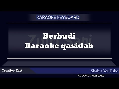 BERBUDI COWOK Karaoke Keyboard