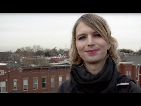 Chelsea Manning releases campaign ad for US Senate run