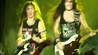 Iron maiden - The Number Of The Beast (Raising Hell)