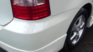Toyota Wish X 2005 7 Seater 1 8L Auto