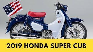 2019 HONDA SUPER CUB PRICE AND REVIEW