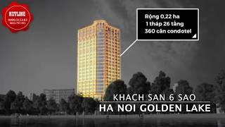 Hanoi golden lake