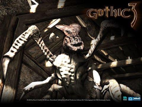 gothic 3 обзор моей прокачки персонажа