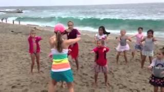 Intensive training camp. Dance class