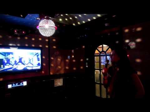 Karaoke is done right when it's horrible