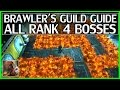WoW Legion Brawler's Guild Guide Rank 4 Bosses (Burnstachio, Meatball, G.G. Engineering, Stitches)