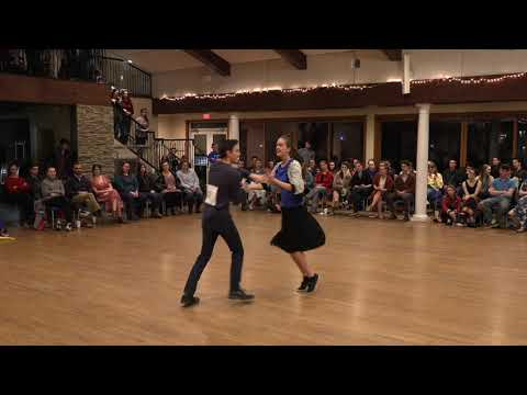 """""""Hello, Dolly!"""" 1st Place Swing Dance   Christendom College Swing & Waltz Competition"""