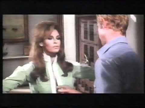 """Anthony Franciosa feels up Raquel Welch in """"Fathom"""" - '67"""