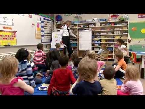 Kindergarten Cop - Edmonton Public Schools Foundation