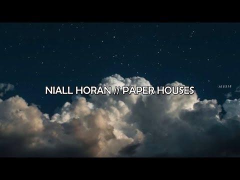 Niall Horan - Paper Houses   En español