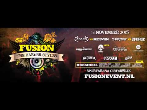 Fusion The Harder Styles 2015 DJ Contest Mix By Deenis51