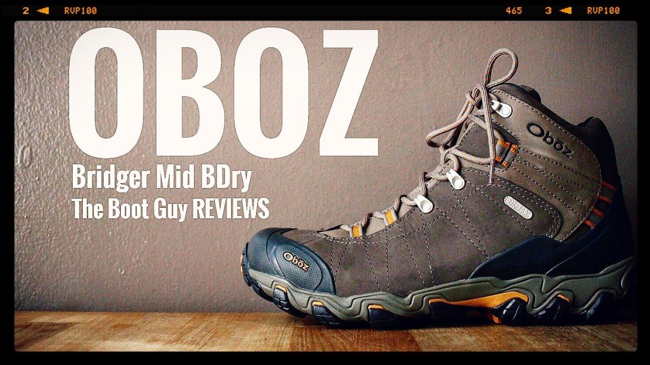 OBOZ Bridger Mid BDry Style No.22101