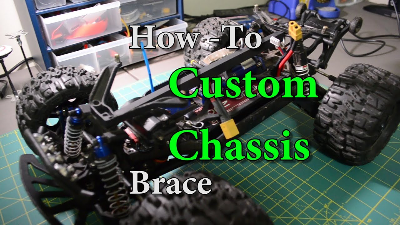 How To Custom Chassis Brace