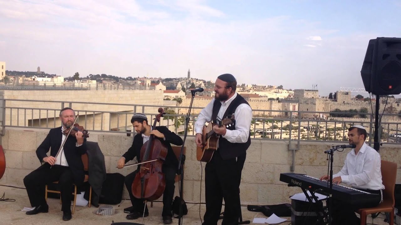 The Song of Shabbos - Shlomo Katz (composed by R Shlomo Carlebach ob'm)