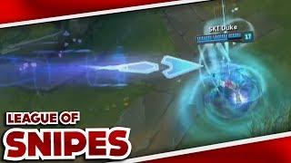 League Of Snipes - League Of Legends Montage
