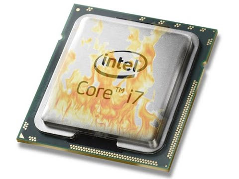 Intel Core-i3 Torture Test