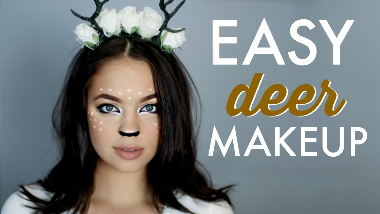 Halloween Makeup Ideas Easy Makeup Looks.Easy Halloween Makeup Looks
