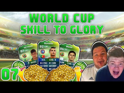 FIFA 14 : Ultimate Team Next Gen [GERMAN] World Cup Skill to Glory #7 | Vorletzte Folge