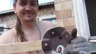 БЕСЕДКА самодельного производства (юрта)