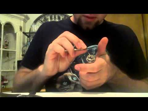Easy, quick 0.3ohm 26g Kanthal & cotton dual coil build Tutorial on IGO-W