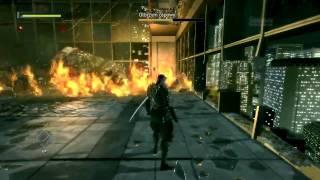 [HD] Ninja Blade Mission 1 Part 1