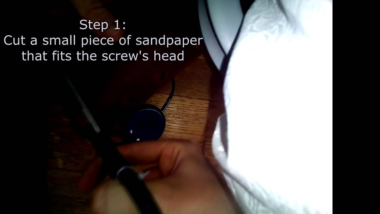 How To Remove Recessed One Way S Security