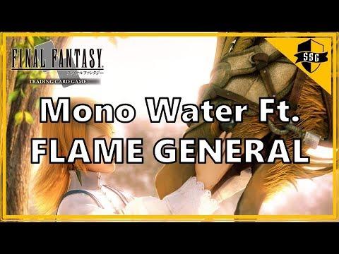 Mono Water w/ Flame General! - Final Fantasy TCG