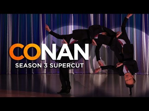 CONAN Season 3 Supercut - Conan on TBS