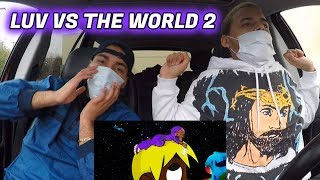 Baixar LIL UZI VERT - LUV VS. THE WORLD 2 (ETERNAL ATAKE DELUXE) REACTION REVIEW
