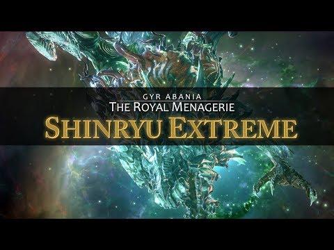 FFXIV - (SMN/PF) Shinryu Extreme