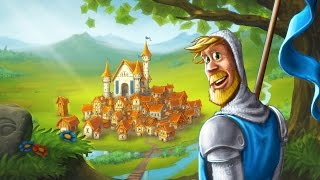 Townsmen - Official Military Gameplay Trailer // iOS & Android
