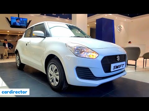 Maruti Suzuki Swift VXi 2020 | BS6 Swift 2020 Accessories | Interior and Exterior | Real-life Review
