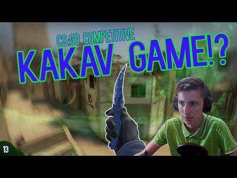Vracamo RANKOVE - CS:GO Competitive #13 w/Deni, Johnny, Dq & Kjubi