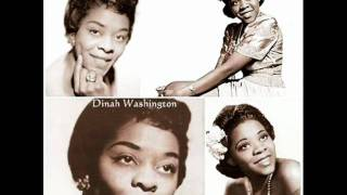 "Dinah Washington  ""Mad About the Boy"""