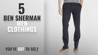 Top 10 Ben Sherman Men Clothings [ Winter 2018 ]: Ben Sherman Men