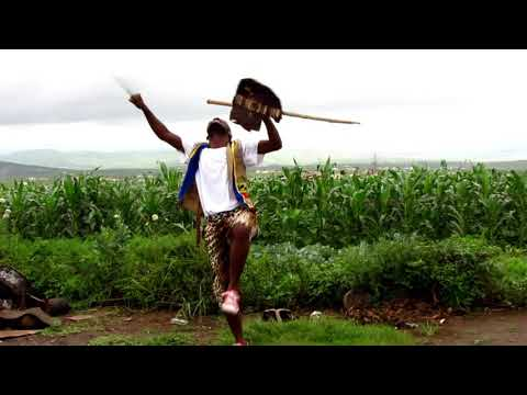 Zulu man training || techniques|| short film Zulu Movie