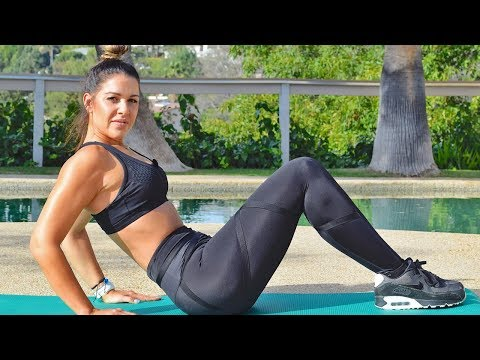 15 Min Abs Workout // Flat Tummy Strong Core