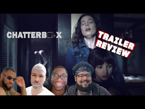 Come Play TRAILER REACTION | Chatterbox